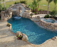Residential Swimming Pool Service